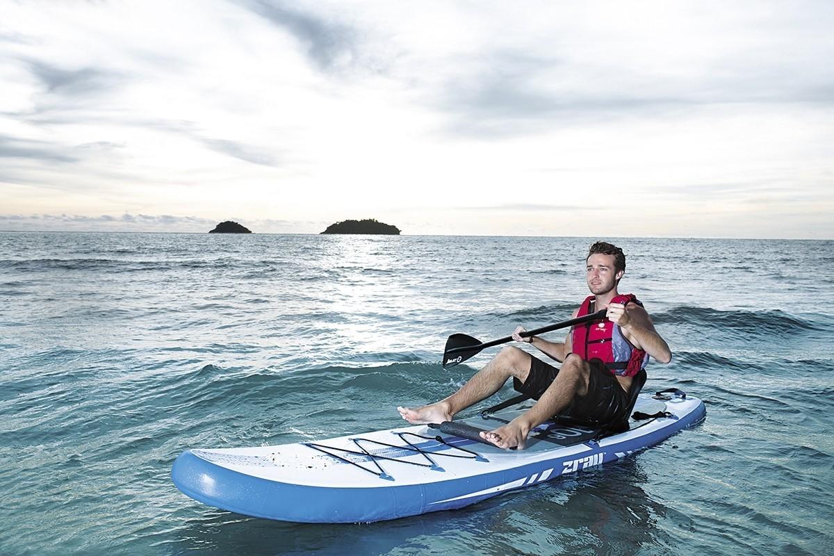 choisir un paddle gonflable