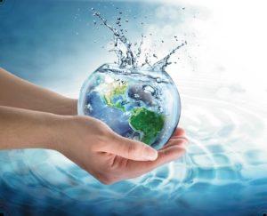 eaux du monde