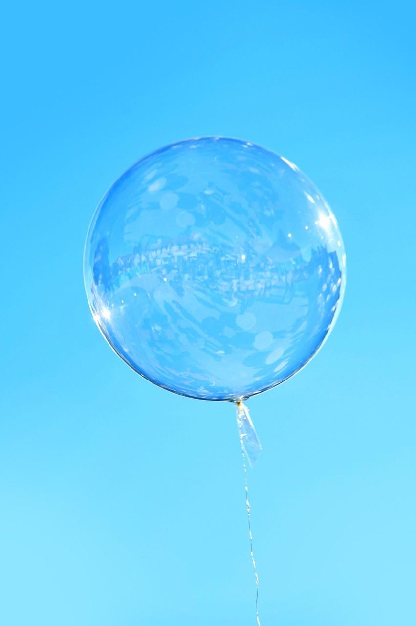 publicité gonflable